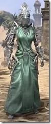 Apostle Homespun - Female Robe Front