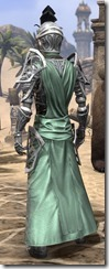 Apostle Homespun - Male Robe Back