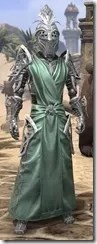 Apostle Homespun - Male Robe Front