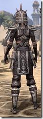 Argonian Full-Leather - Female Rear
