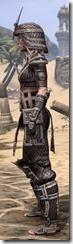 Argonian Full-Leather - Female Side