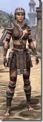 Argonian Hide - Female Front