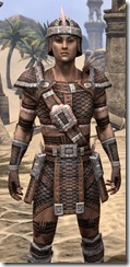 Argonian Hide - Male Close Front