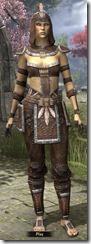 Argonian Homespun Shirt - Female Front