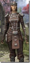 Argonian Iron - Female Close Front