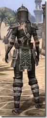 Argonian Leather - Female Rear