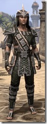 Argonian Leather - Male Front