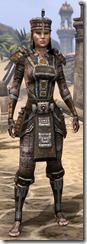Argonian Orichalc - Female Front