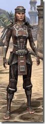 Argonian Steel - Female Front