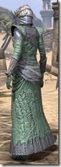 Ashlander Homespun - Female Robe Back