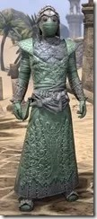 Ashlander Homespun - Male Robe Front