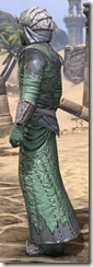 Ashlander Homespun - Male Robe Side