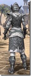 Ashlander Iron - Female Back
