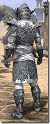 Ashlander Iron - Male Back