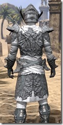 Ashlander Iron - Male Close Back