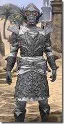 Ashlander Iron - Male Close Front
