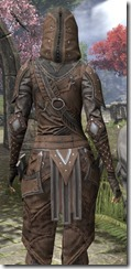 Assassin League - Female Close Back