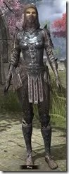 Assassin League Iron - Female Front