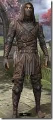 Assassin League - Male Front