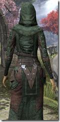 Assassins League Robe - Female Close Back