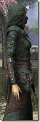 Assassins League Robe - Female Close Side