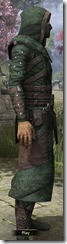 Assassins League Robe - Male Side
