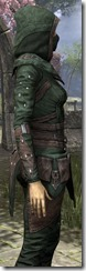 Assassins League Shirt - Female Close Side