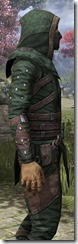 Assassins League Shirt - Male Close Side