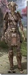 Barbaric Iron - Female Front