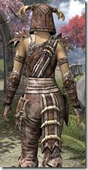 Barbaric Rawhide - Female Close Back