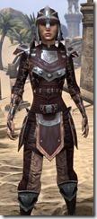 Breton Full-Leather - Female Close Front