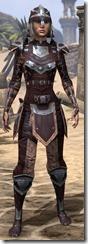 Breton Full-Leather - Female Front