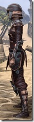 Breton Full-Leather - Female Side
