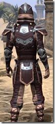 Breton Full-Leather - Male Close Rear