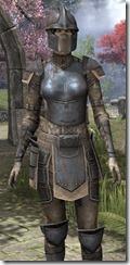 Breton Iron - Female Close Front