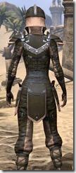 Breton Leather - Female Close Rear