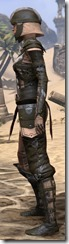 Breton Leather - Female Side