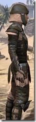 Breton Leather - Male Close Side