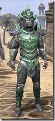 Buoyant Armiger Iron - Male Front