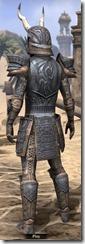 Celestial Iron - Male Back