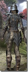 Daedric Iron - Female Back