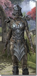 Daedric Iron - Female Close front