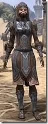 Dark Brotherhood Iron - Female Front