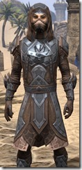 Dark Brotherhood Iron - Male Close Front