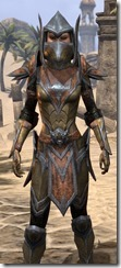 Dark Elf Dwarven - Female Close Front