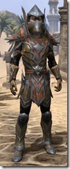 Dark Elf Dwarven - Male Front