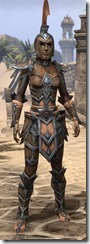 Dark Elf Full-Leather - Female Front