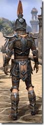 Dark Elf Full-Leather - Male Rear