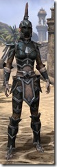Dark Elf Leather - Female Front