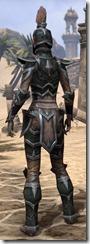 Dark Elf Leather - Female Rear